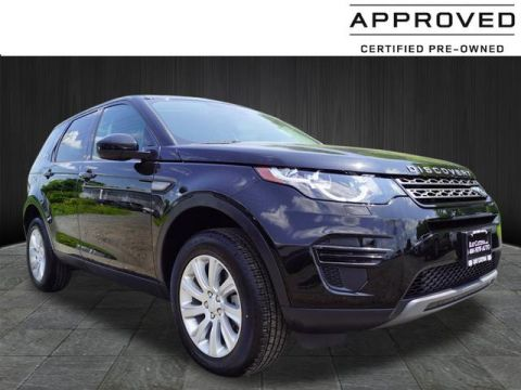70 Certified Pre-Owned Land Rovers in Stock | Land Rover Edison