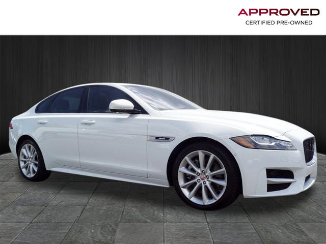 certified pre-owned 2016 jaguar xf r-sport 4 door sedan in edison