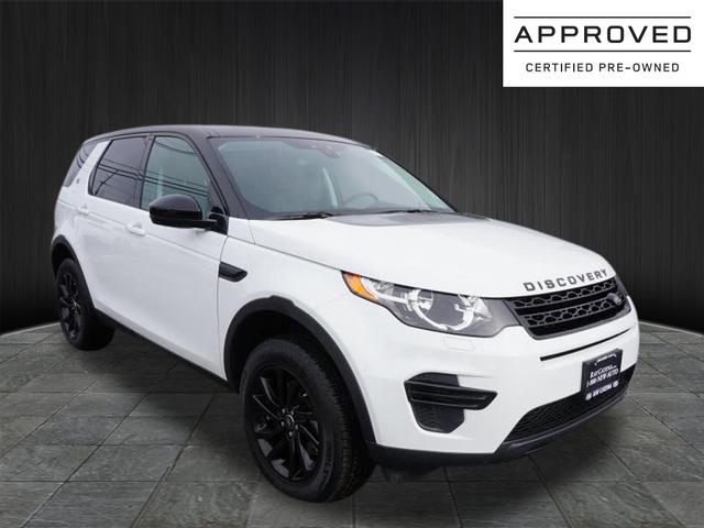 Certified Pre-Owned 2016 Land Rover Discovery Sport SE AWD