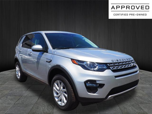 Certified Pre-Owned 2016 Land Rover Discovery Sport HSE AWD