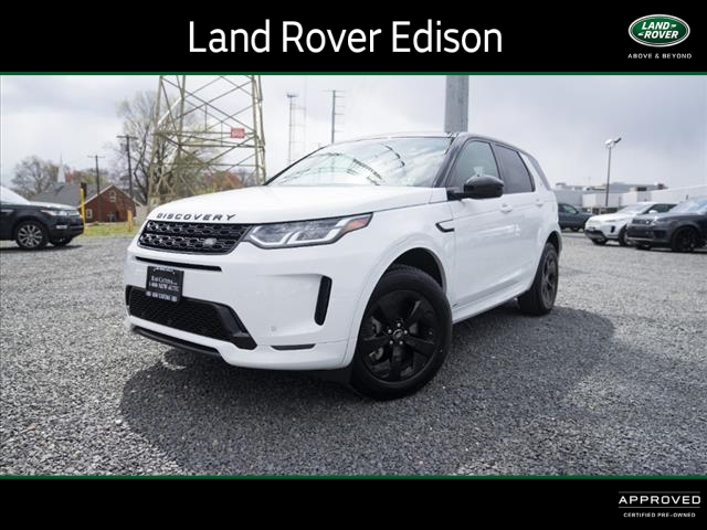 Pre-Owned 2020 Land Rover Discovery Sport P250 S R-Dynamic