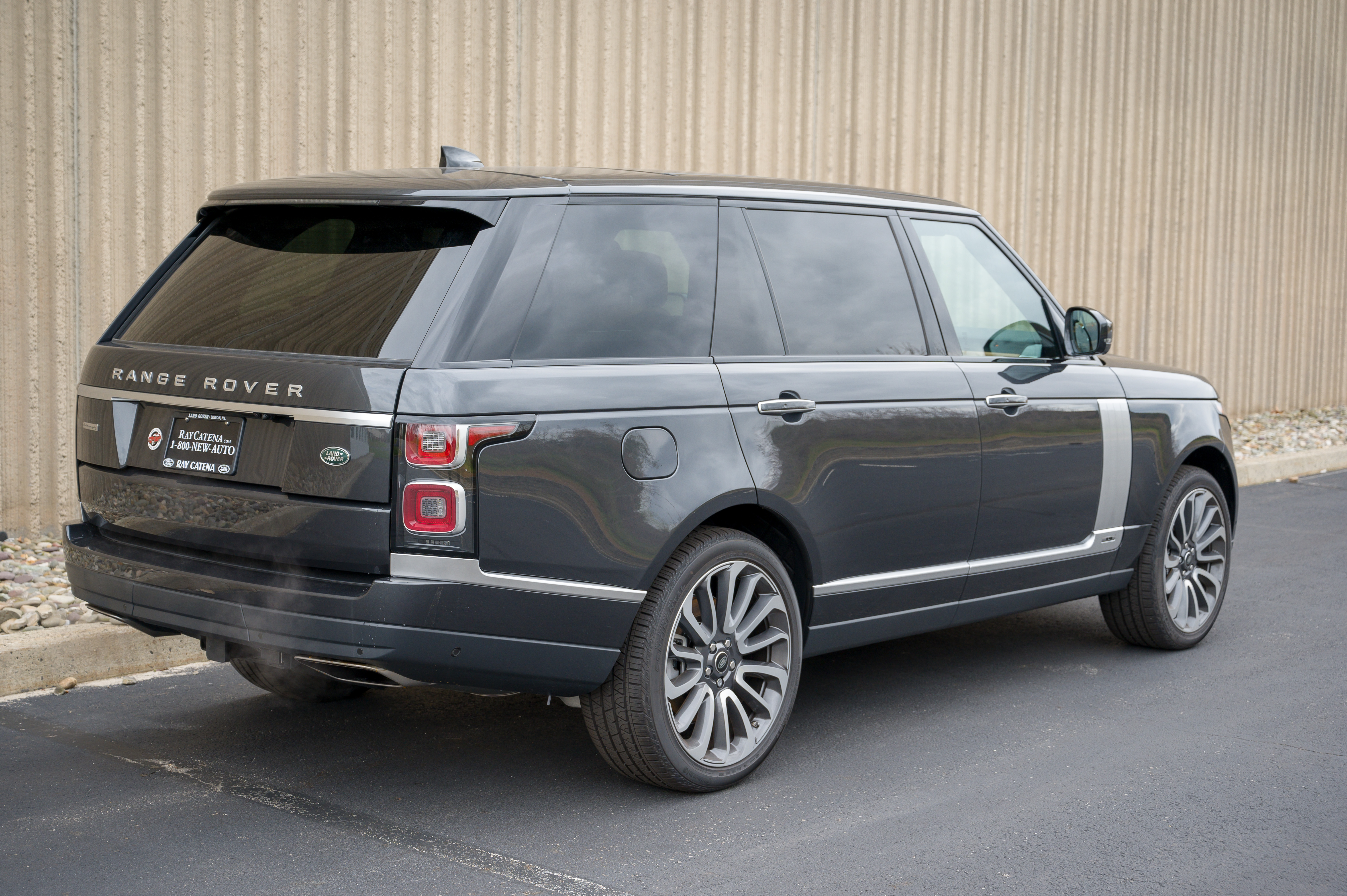 New 2018 Land Rover Range Autobiography Lwb 4 Door In Edison Heated Windshield Wiring