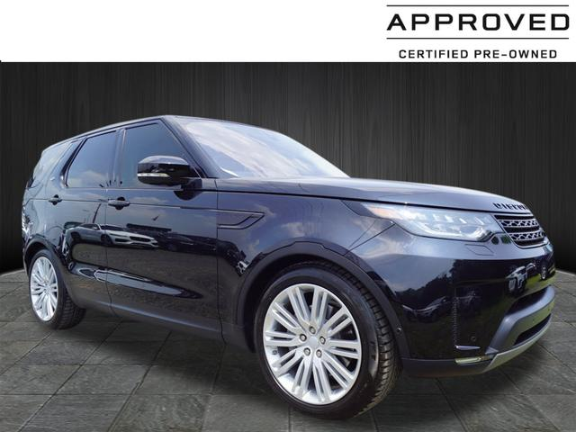 Certified Pre Owned 2017 Land Rover Discovery First Edition