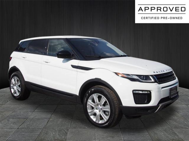 Certified Pre-Owned 2016 Land Rover Range Rover Evoque  AWD