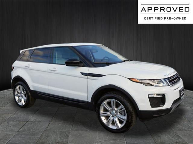 Certified Pre-Owned 2016 Land Rover Range Rover Evoque SE AWD