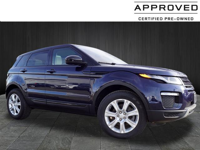 Certified Pre Owned 2016 Land Rover Range Evoque