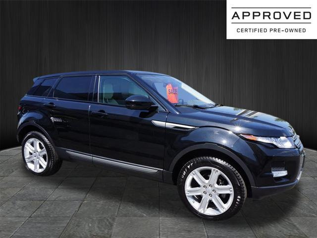 Certified Pre-Owned 2015 Land Rover Range Rover Evoque Pure Premium AWD