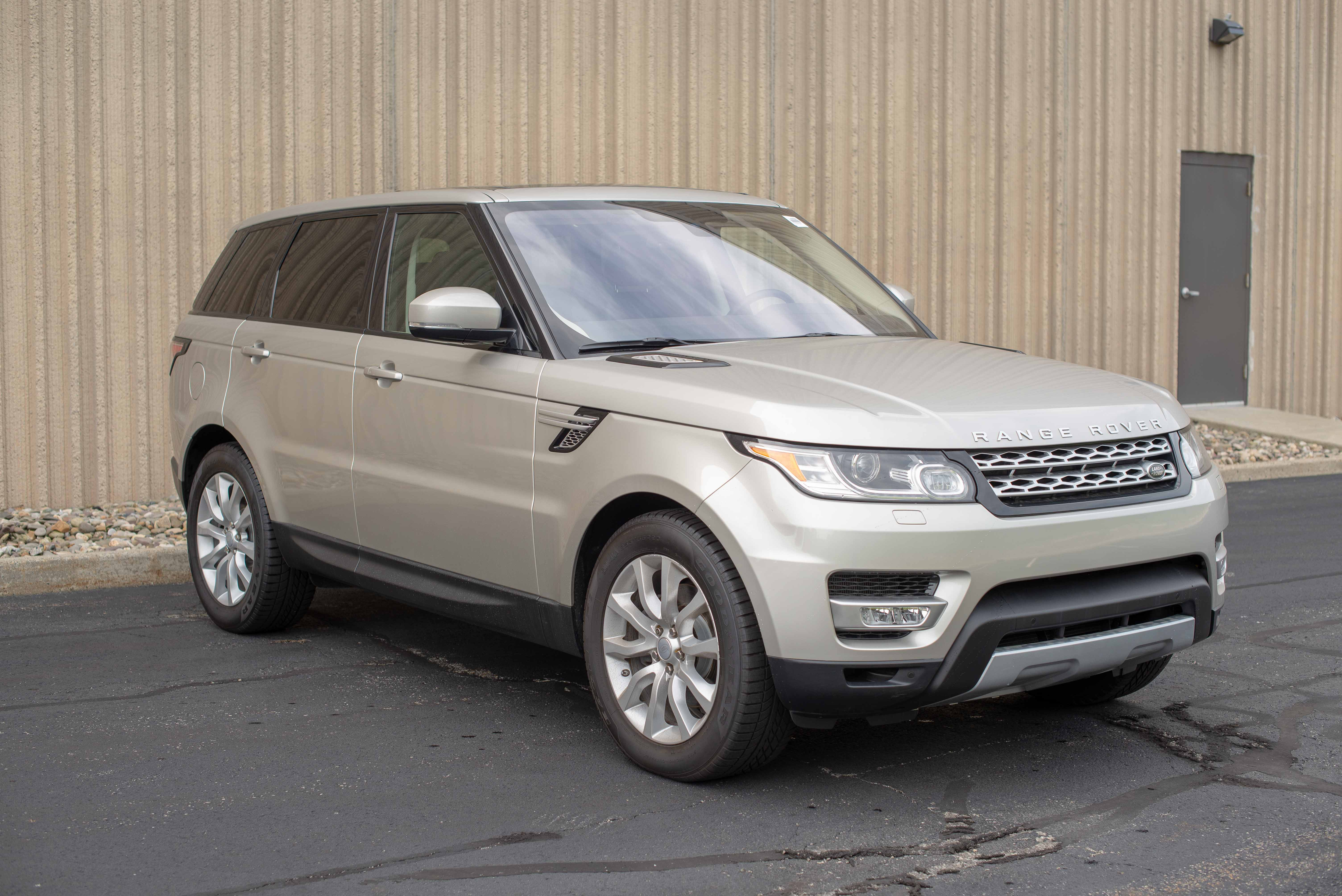 2016 Land Rover >> Certified Pre Owned 2016 Land Rover Range Rover Sport Hse With Navigation Awd