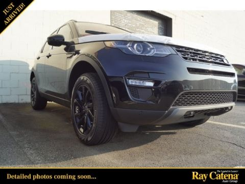 New 2019 Land Rover Discovery Sport DISCOVERY SPT H