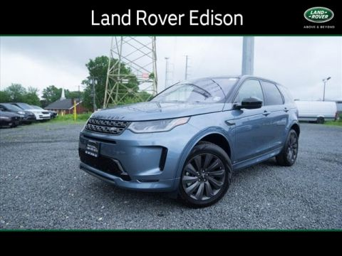 New 2020 Land Rover Discovery Sport P250 S R-Dynamic
