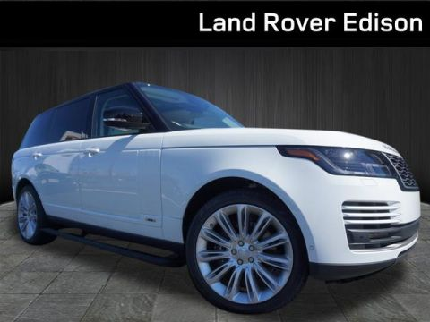 New 2019 Land Rover Range Supercharged Lwb