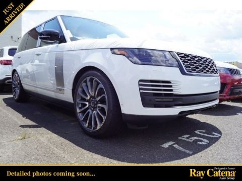 New 2019 Land Rover Range Rover Autobiography LWB
