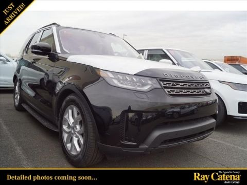 New 2018 Land Rover Discovery SE Td6