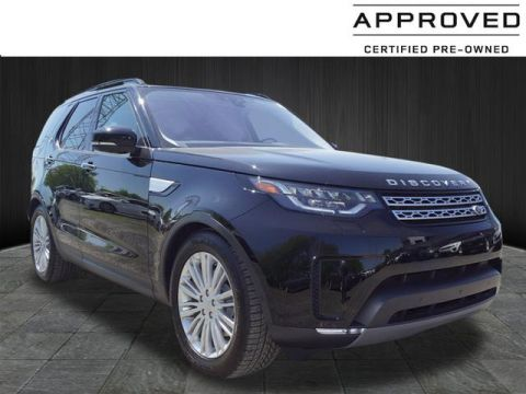 Certified Pre-Owned 2017 Land Rover Discovery HSE Luxury Td6