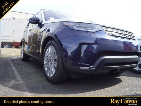 New 2019 Land Rover Discovery HSE Luxury Td6