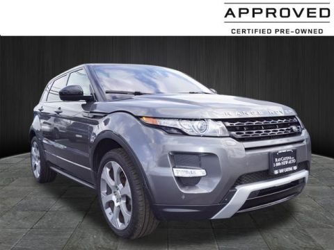 Certified Pre-Owned 2015 Land Rover Range Rover Evoque Dynamic