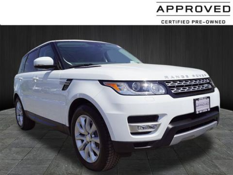 Certified Pre-Owned 2015 Land Rover Range Rover Sport 3.0 Supercharged HSE